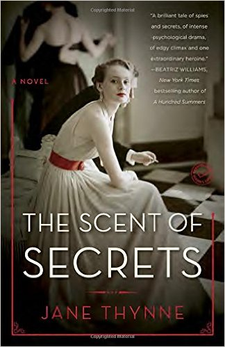 The Scent of Secrets book cover