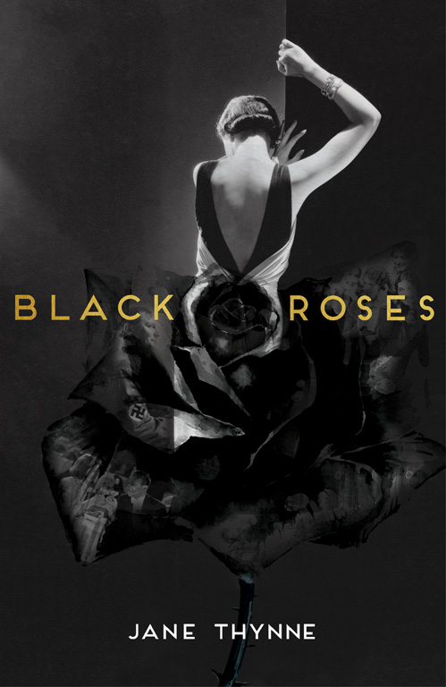 Black Roses book cover