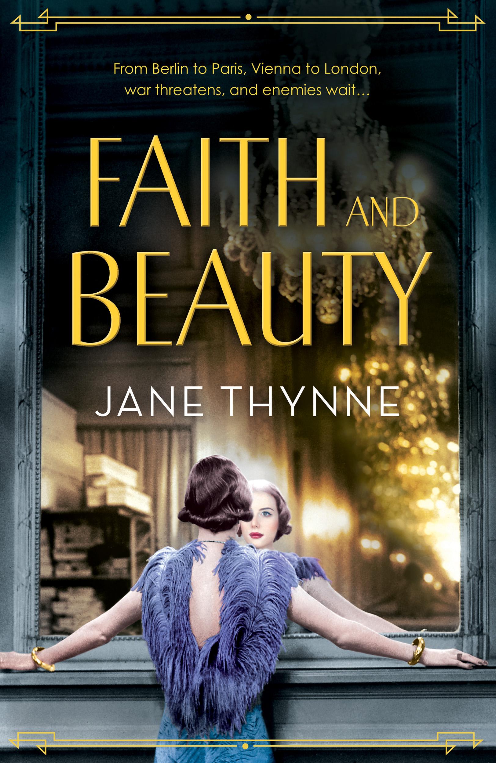 Faith and Beauty book cover